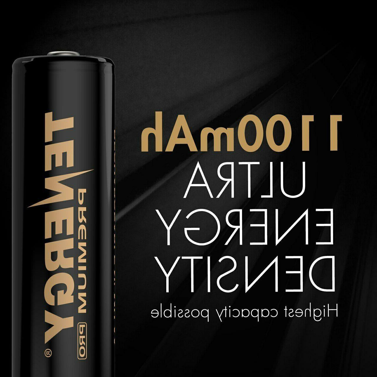 Tenergy AA AAA 2800mAh,1100mAh NiMH Batteries