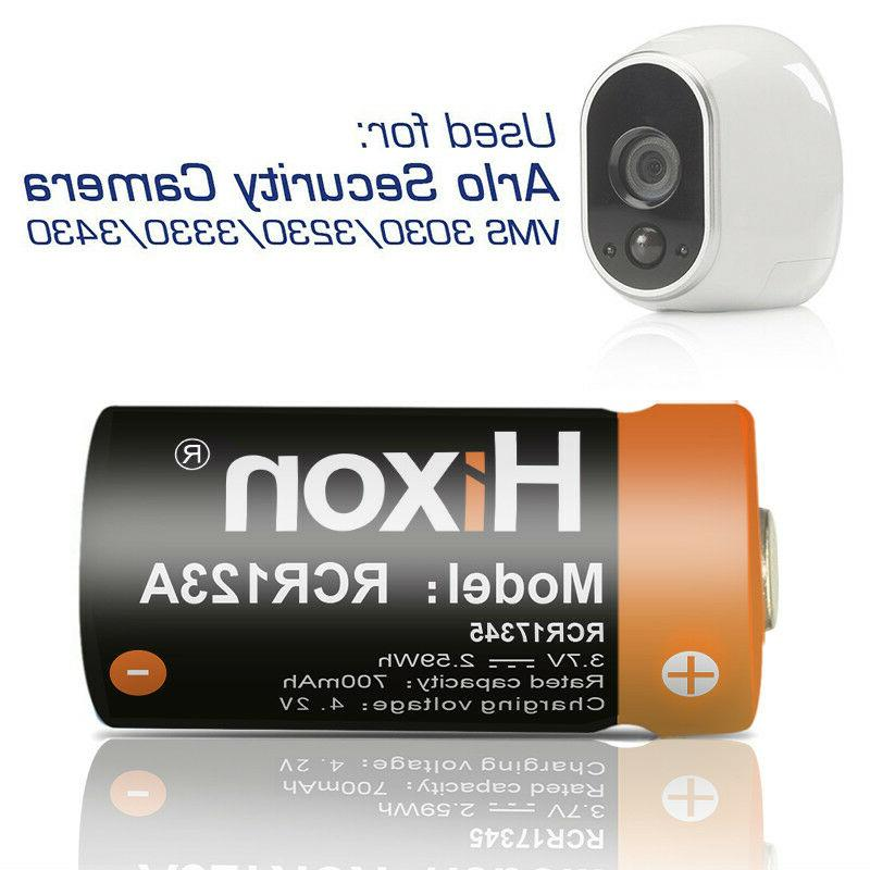 Protected Camera Battery 3.7V