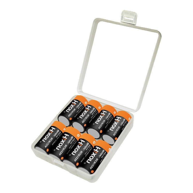 Camera Battery 3.7V Rechargeable Li-ion 20Batteries