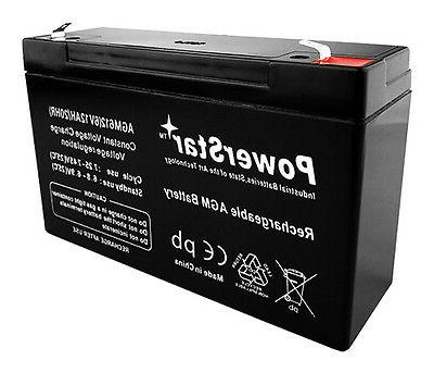 ps 6100 6v 12ah deep cycle rechargeable