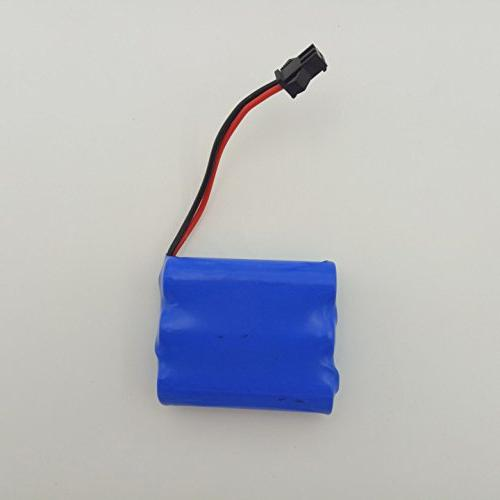 SZJJX Capacity Pack for SZJJX Off-Road 2WD Radio Cars