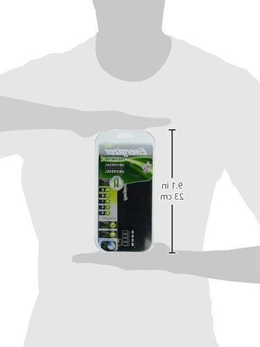 Energizer charges C/D 1 9V NiMH