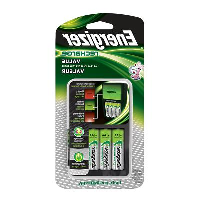 Energizer Recharge Charger 4 rechargeable