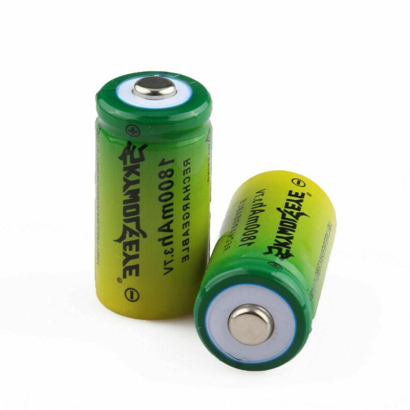 30X Rechargeable Battery 3.7V Li-Ion Arlo Camera
