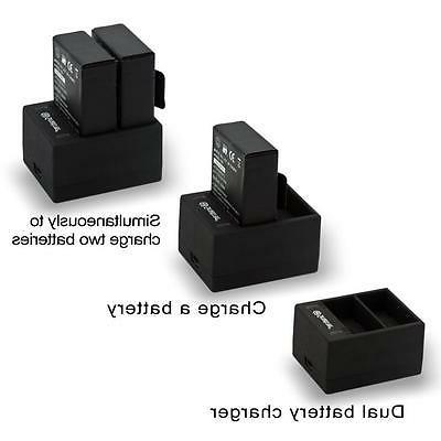 Smatree Battery Rapid Dual GoPro