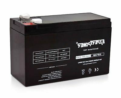 rechargeable battery exp1280 12v 8ah rechargeable battery