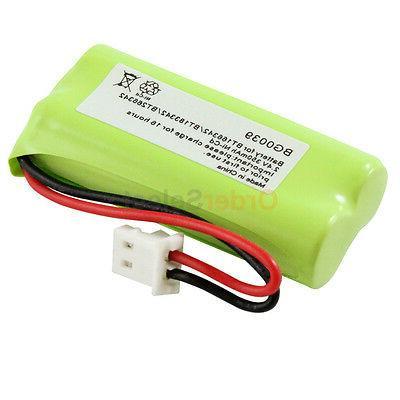 NEW Home Phone Battery for VTech BT166342 BT266342 BT183342
