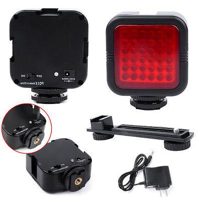 rechargeable ir red 36 led light infrared