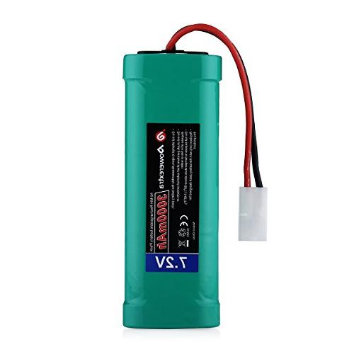 Remote & App Controlled Vehicle Batteries Powerextra 7.2V 30