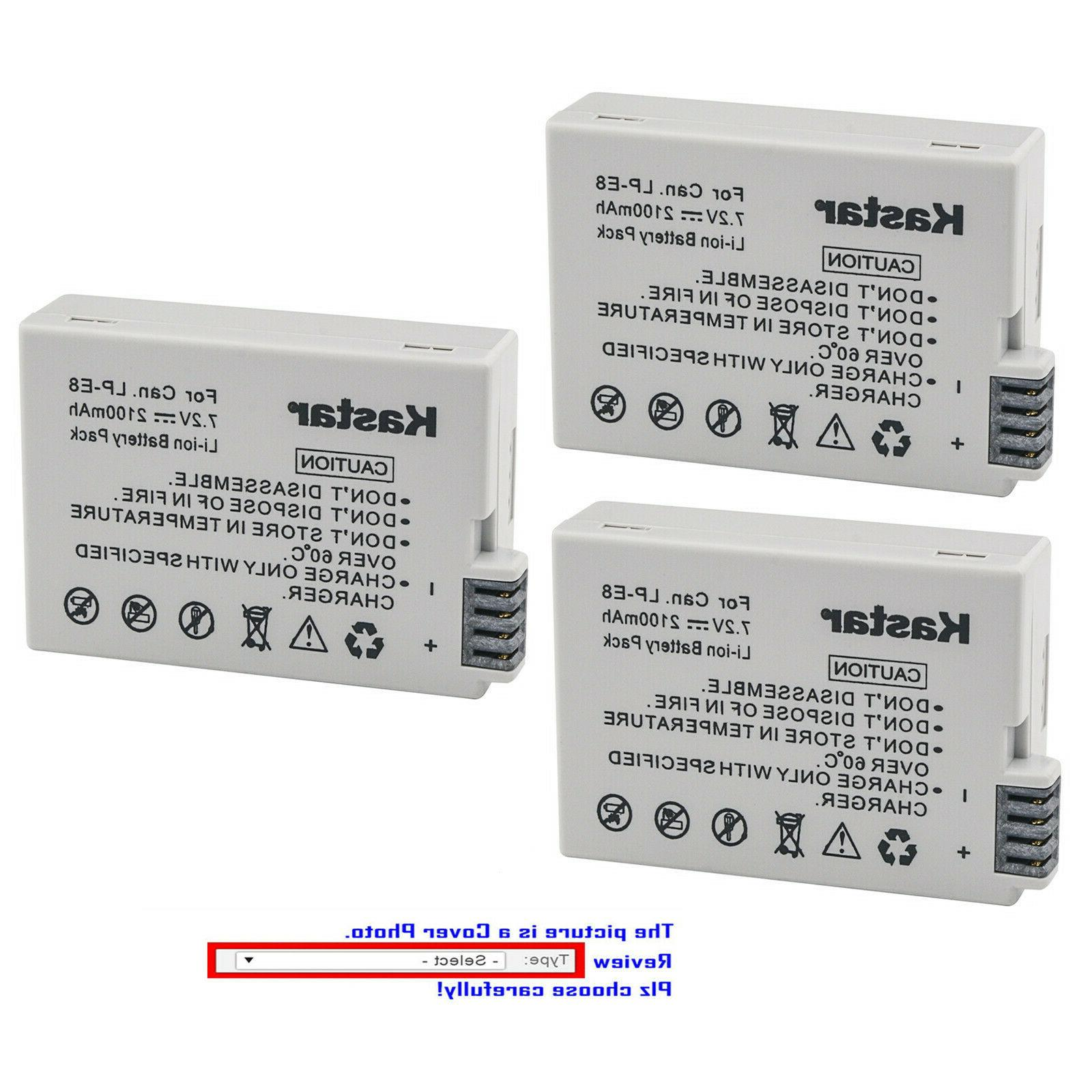 Kastar Replacement Battery for Toshiba PA3985 Camileo X200