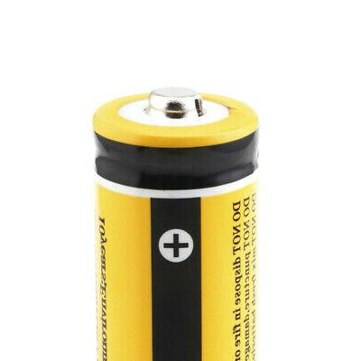 Skywolfeye Battery 3.7V Headlamp