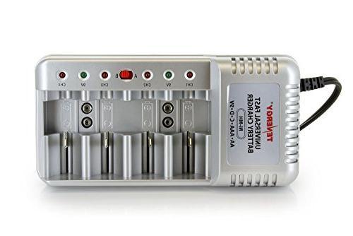 Tenergy T-1199B Ni-MH Battery Control