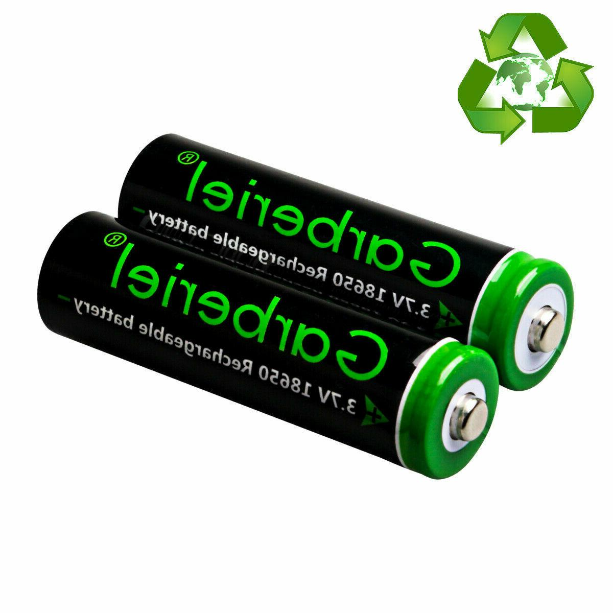 T6 LED 18650 Batteries Charger
