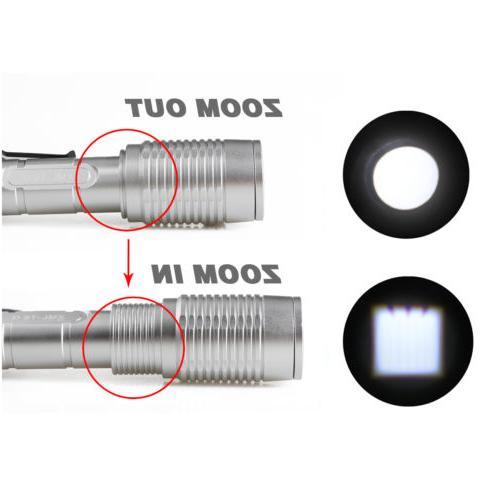 Tactical LED 5 Flashlight