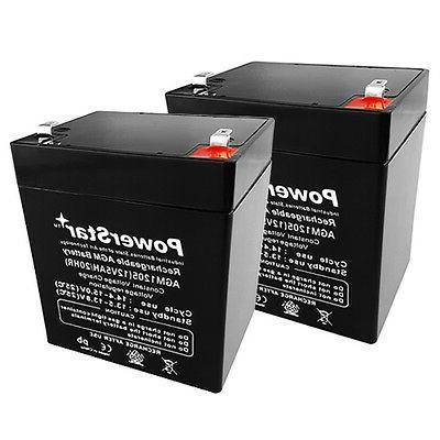Trailer Break Kit Battery 5ah 12v by POWERSTAR USA