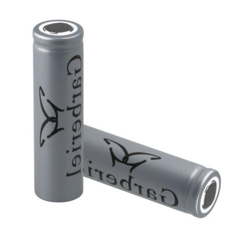 US Battery Flat Top Li-ion Rechargeable Batteries