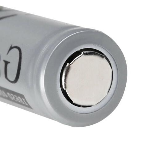US Lot Garberiel Battery Flat Top Li-ion Rechargeable