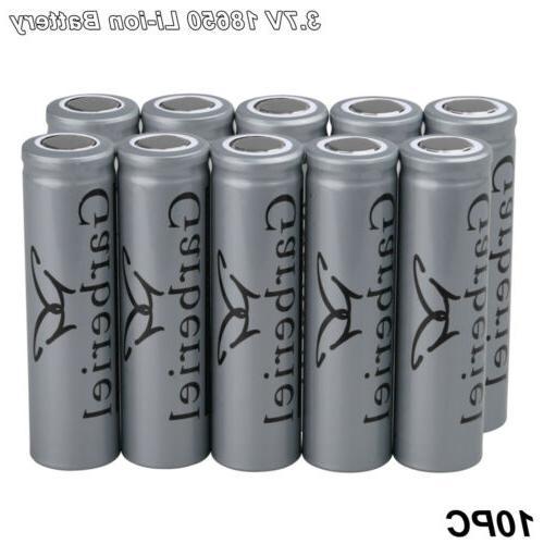 US 18650 Battery Flat Top Li-ion Batteries