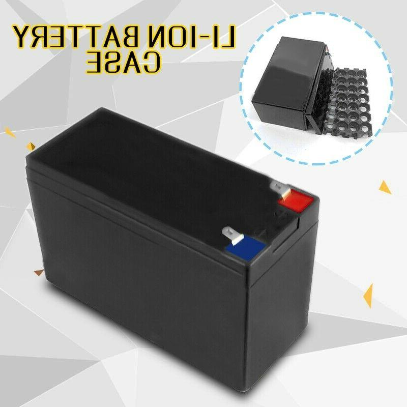 new 12v 10ah 3s 7p li ion