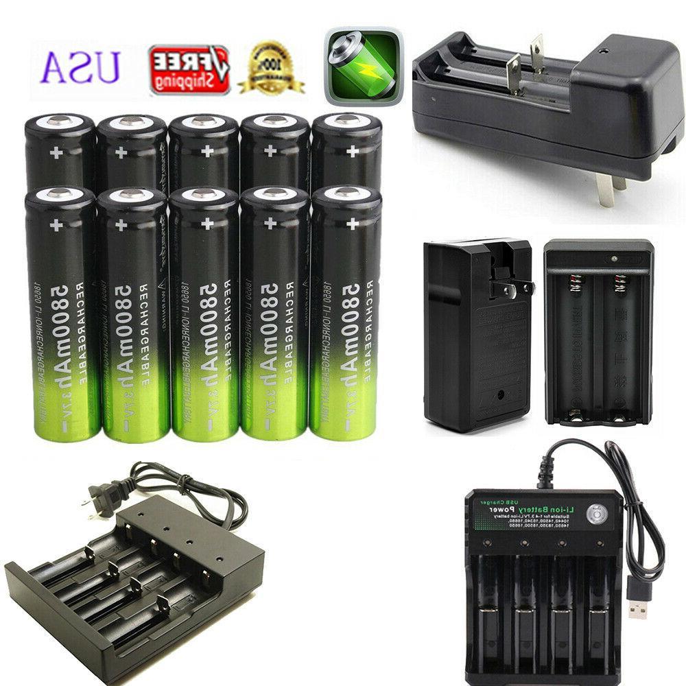 usa 18650 battery li ion 3 7v
