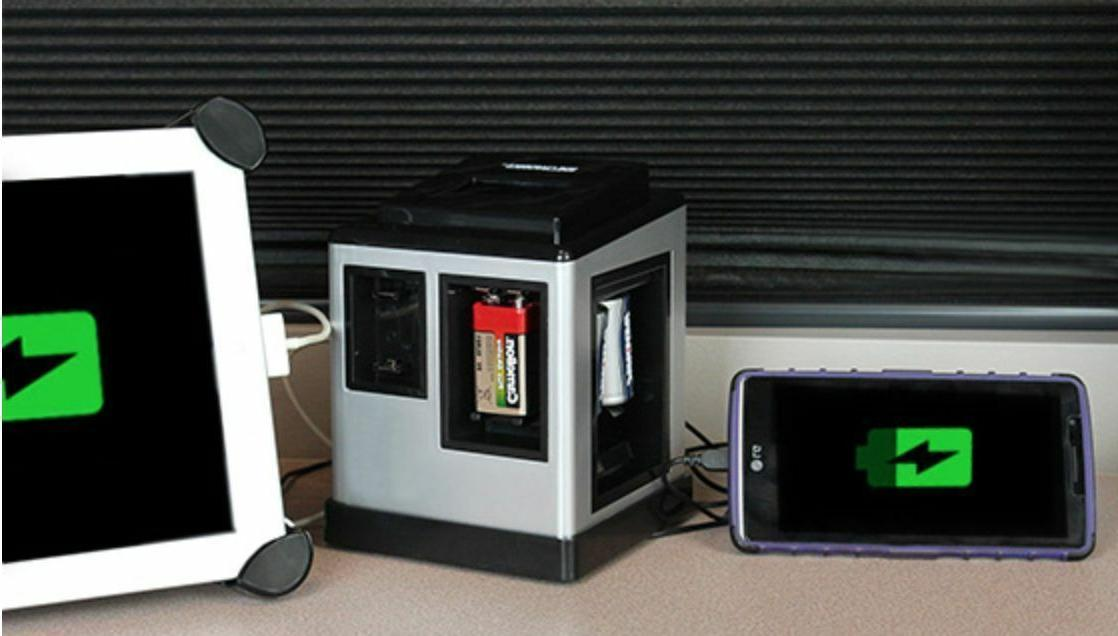 USB Station Rechargeable