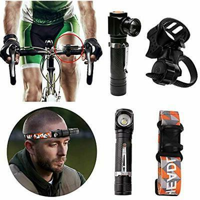 USB Handheld Flashlights Rechargeable LED Tactical ,