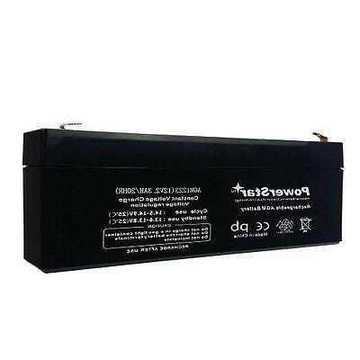 UT1222 Replacement 12AJ836E011 Lawn Mower Battery