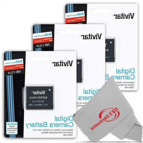 viv cb 11lh li on rechargeable replacement