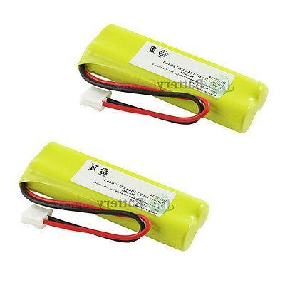 x2 cordless phone battery