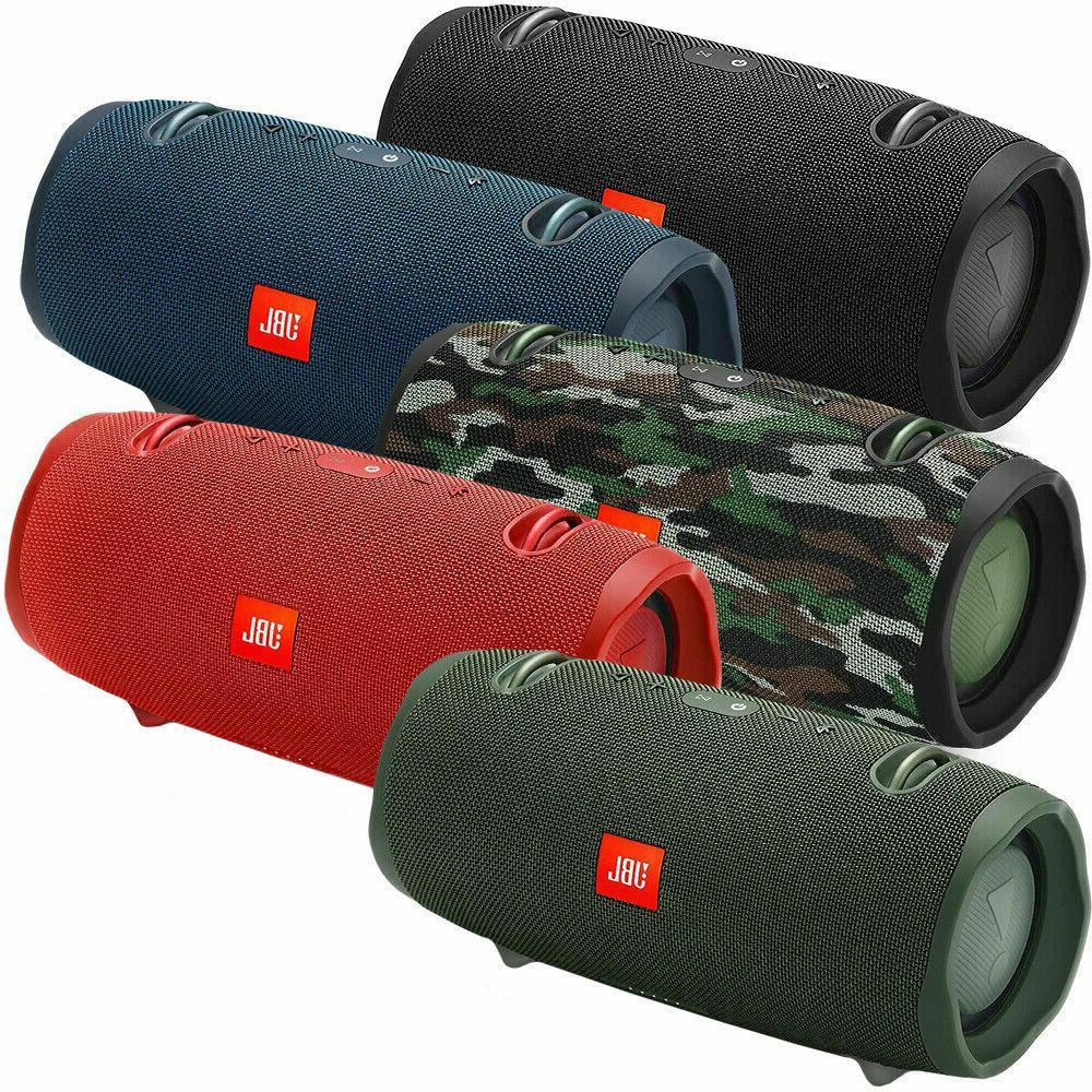 xtreme 2 waterproof 40 watts portable bluetooth