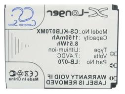 LB-070  Battery for Kodak PIXPRO S1    Pixpro AZ651   Pixpro