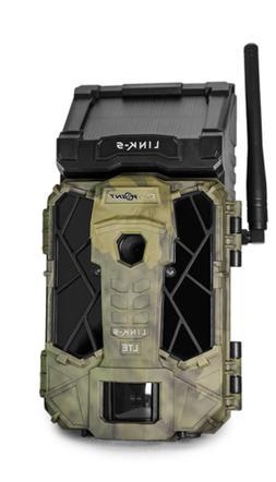 SPYPOINT LINK-S Solar Cell Trail Camera,No Verizon