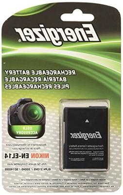 High Capacity Camera Lithium Ion Rechargeable Battery