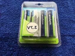 lithium rechargeable 18650 batteries 3 7v 2000