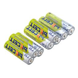 Lot 1.2V NiMH AA 600mAh Ni-Mh Rechargeable Battery for Home