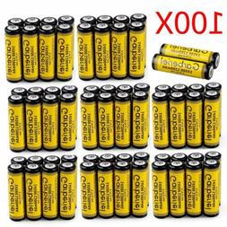 Lot GARBERIEL 14500  3.7V 1200mAH Li-ion Lithium Rechargeabl