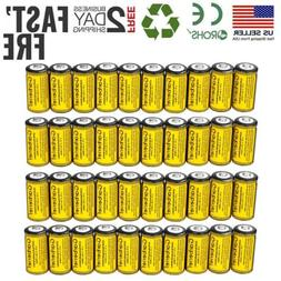Lot 16340 CR123A Rechargeable Battery for Netgear Arlo Secur