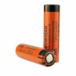 lot 18650 2500mah high drain battery pack