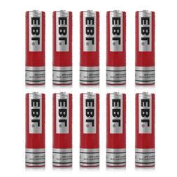 Lot EBL 3000mAh Rechargeable Battery 3.7V Li-ion Batteries +
