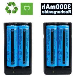 Lot Rechargeable Battery 3000mAh 11.1W Batteries 3.7V BRC Li