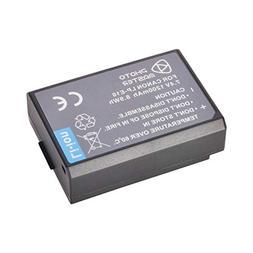 PHOTO MASTER LP-E10 Battery for Canon EOS 4000D, 3000D, 2000