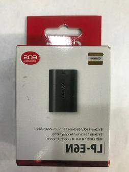 Canon LP-E6N Rechargeable Lithium-Ion Battery Pack New in Bo