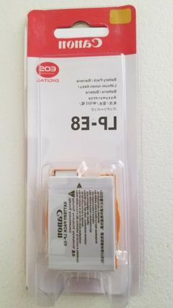 ***LP-E8 Rechargeable Li-ion Battery Pack for Canon Rebel T2