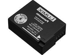 Panasonic Lumix Lithium-Ion Battery for Lumix, Black