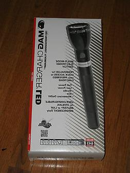 Maglite RL1019 LED Rechargeable Flashlight System with 120V