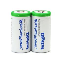 Non-OEM RCR123A Rechargeable Li-ion Battery  for S10, M10, C