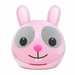 Impecca MCS08BT Zoo-Tunes Portable Bluetooth Speakers