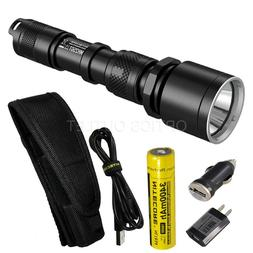 mh25gt rechargeable flashlight