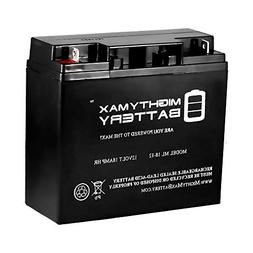 Mighty Max Battery 12V 18AH SLA Battery Replacement for Endu