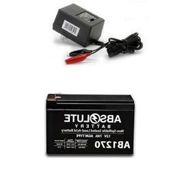 NEW AB1270 12V 7AH Battery for Vexilar FL-8SE Genz Pack & Ch